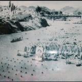 1973年前铜仁西门桥方位的原貌