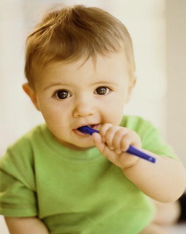 6岁儿童7成龋齿刷牙很重要
