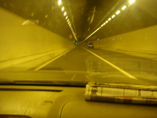 [原创]隧道里的风景