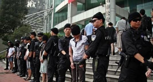 贵阳警方破获特大武装制贩毒案,缴获近60公斤毒品