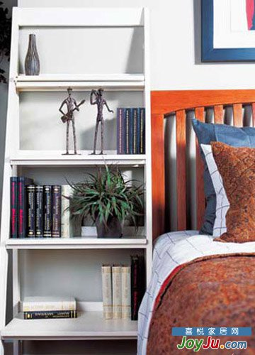 [转贴]玩转收纳 提升卧室的浪漫情调