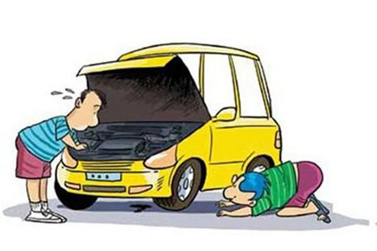 [转贴]车身养护小窍门