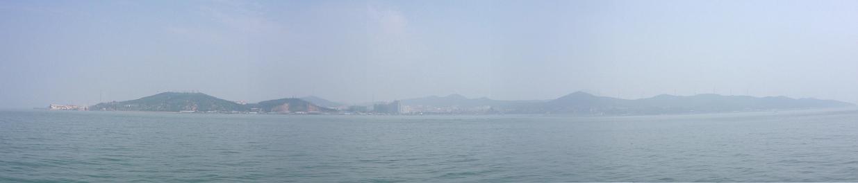 东蓬莱长岛自驾游