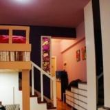 6万打造42平红+紫色温馨浪漫小复式家