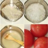 抵御秋老虎余威的超诱人快手甜品:酸酸甜甜番茄梅子冻