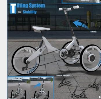 [原创、新葡京]各种新式自行车,你见过几种???