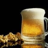 沁凉井水制造的冰啤酒