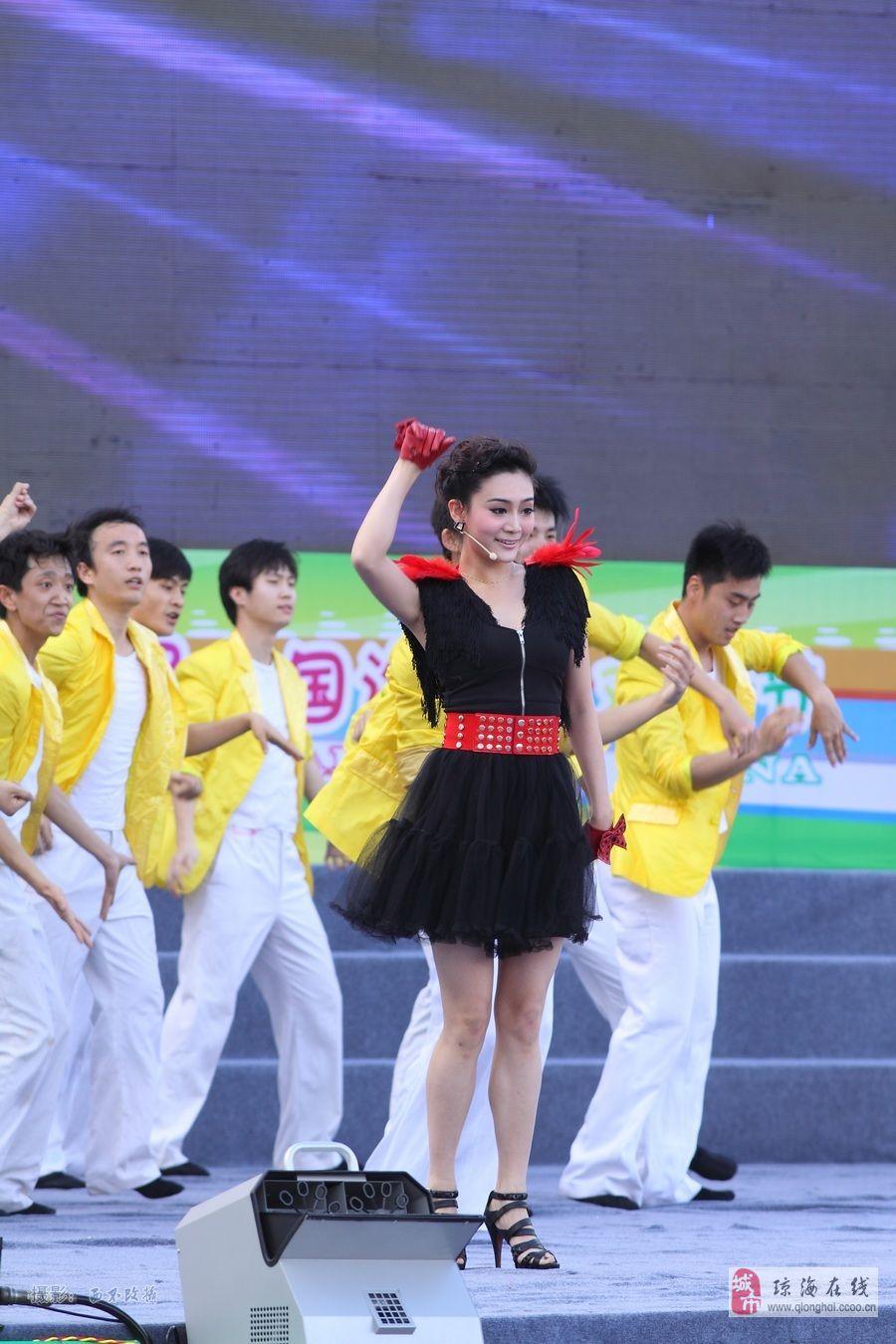 2012年第十三届中国海南岛欢乐节于12月29日下午在