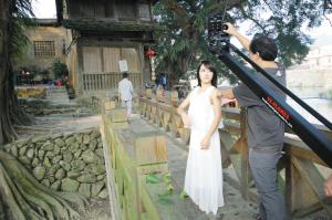 [原创]漳州首部旅游爱情微电影《我在这里!你在哪里?》