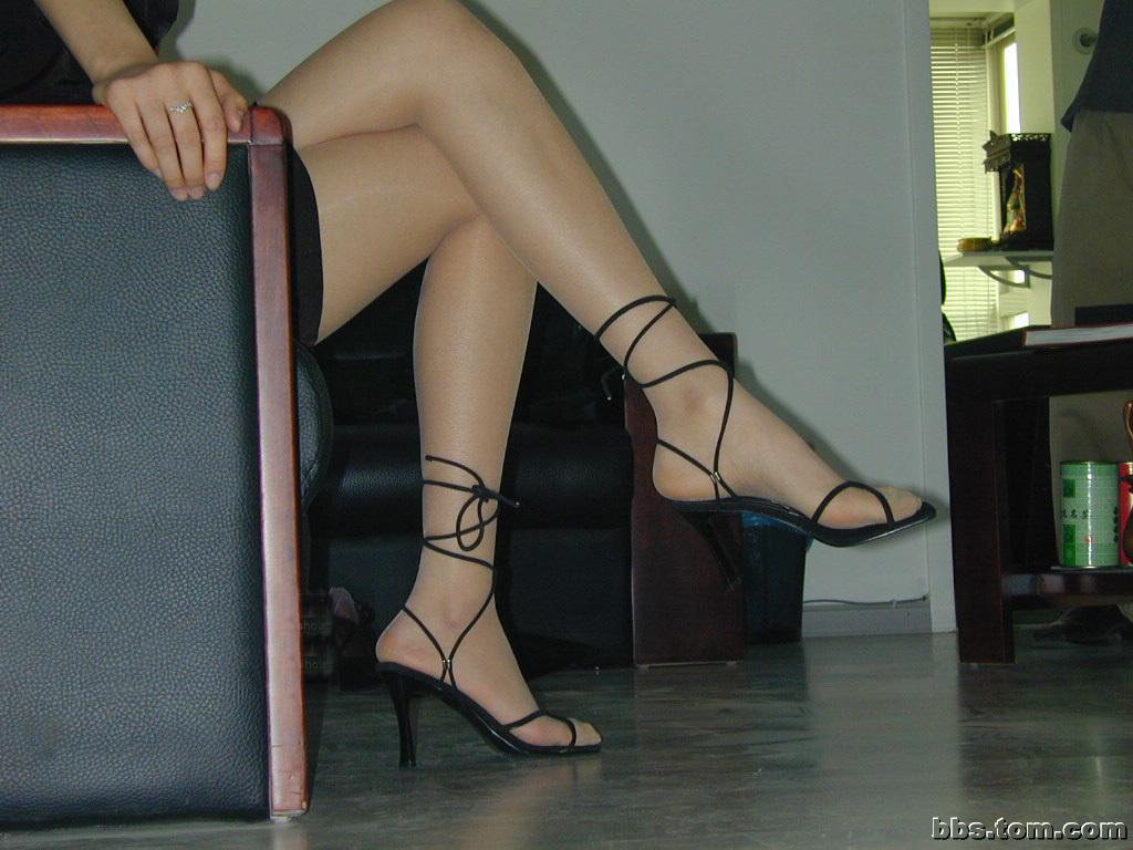丝袜的诱惑