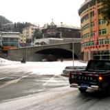 城口・冬雪
