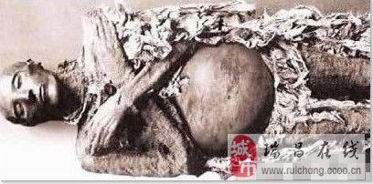 3000年美女木乃伊怀孕