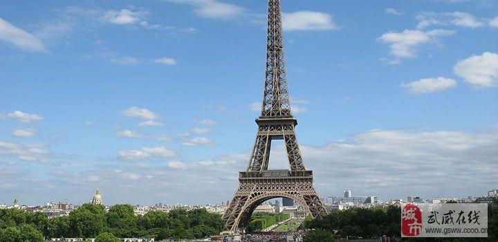 [贴图]浪漫之都-巴黎