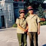对越自卫反击战最给力女兵战地照片