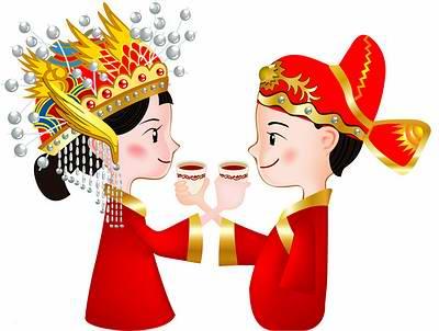 国内婚礼的四条习俗!