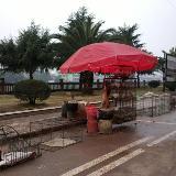 浦城江滨大道成了屠宰场 影响浦城市容市貌