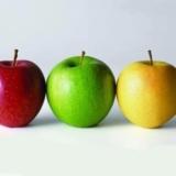 吃苹果的学问