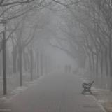 2013.01.12北京雾霭霭的天