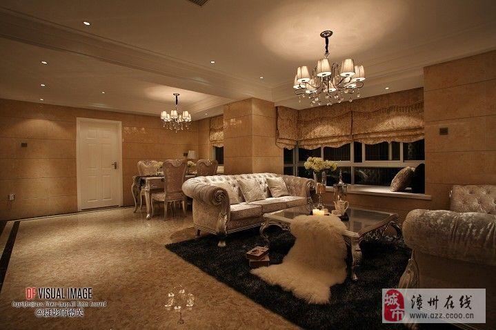 [分享][推荐]长福裕景1901————秋天室内空间设计机构