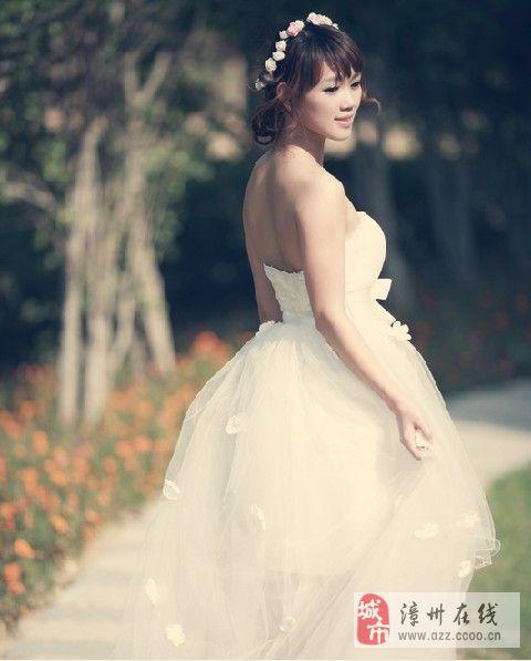 [分享][贴图][推荐]外拍婚纱~ 公主风 。