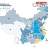 中国富人地图:北京富人最多 宁夏等四省最少