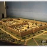 辽阳博物馆的模型,很壮观