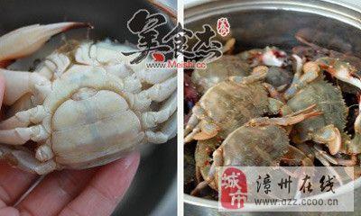 [转贴]清蒸螃蟹——美味无法挡。