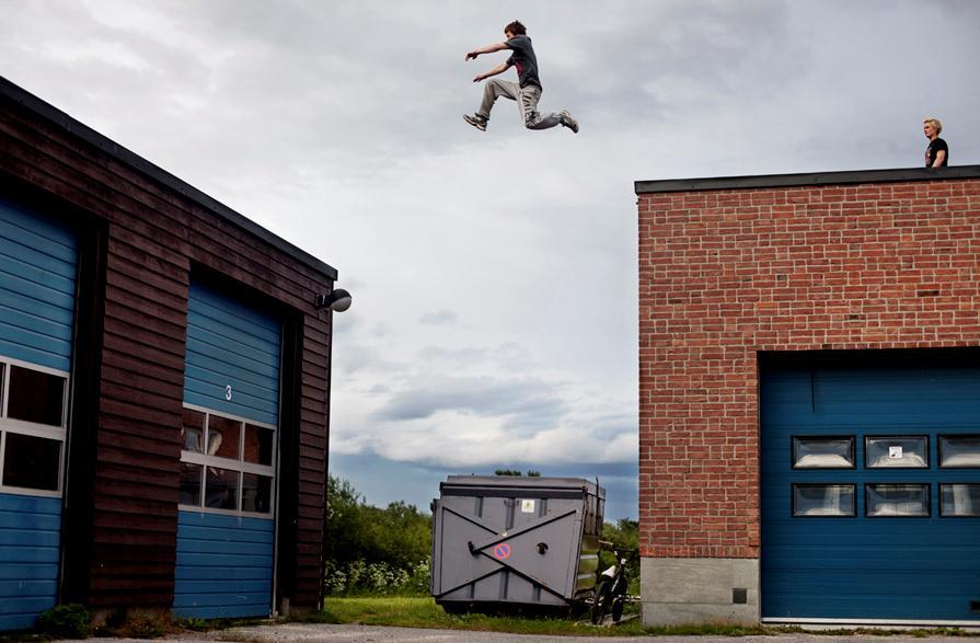 童话世界的彷徨青春――这里是挪威