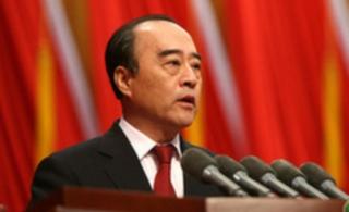 当选深圳市人大常委会主任