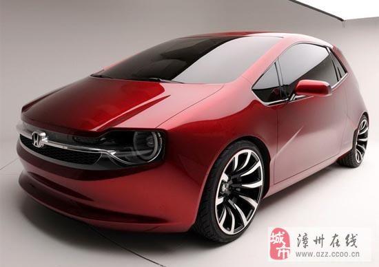 [公告][贴图][分享]为年轻人打造 , 本田Gear概念车官图发布