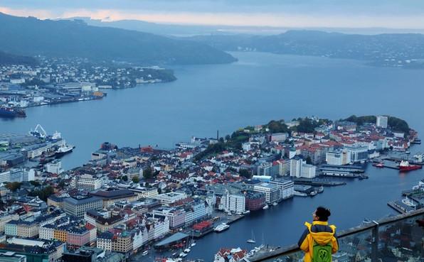 暴走挪威,羡慕死你们……
