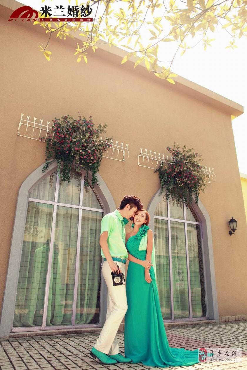 [原创]米兰婚纱摄影――仙女湖拍摄【柔光里的你我】