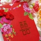 中式婚礼不可缺少的精美元素