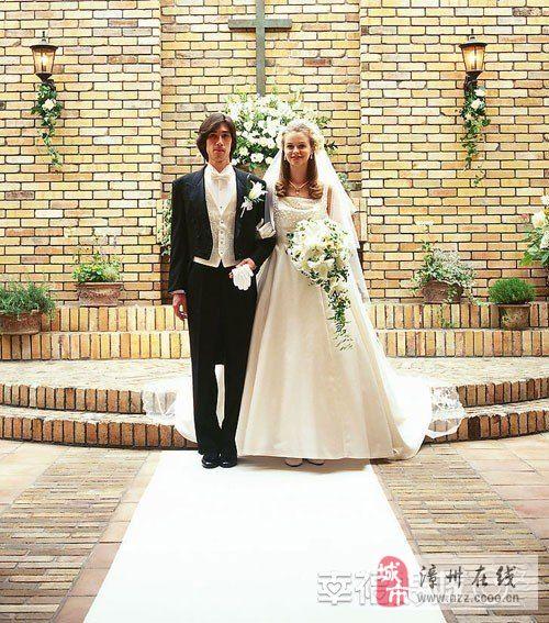 [分享]盘点现代西式婚礼习俗 揭开神秘的面纱