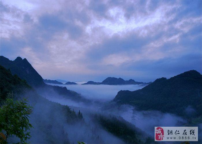 铜仁旅游攻略 贵州铜仁市天生桥大峡谷