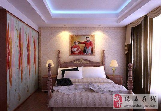 背景墙 房间 家居 起居室 设计 卧室 卧室装修 现代 装修 536_371