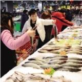 津城海鲜价格将再迎上涨 每天2000吨海鲜上餐桌