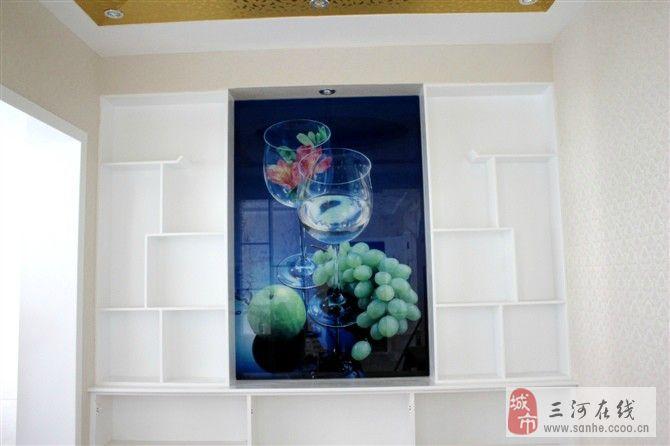 [分享]冰彩画提升家居装饰,单位形象,助力县城创业!