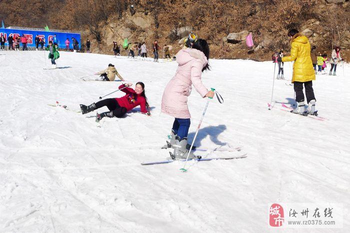 [原创]尧山滑雪乐园,森林温泉(平安帖)图片