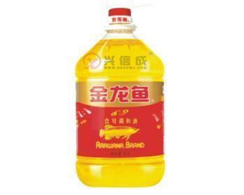 金龙鱼油一桶(5升)