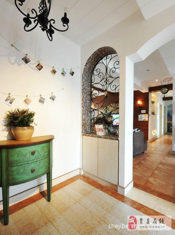 家庭装修设计完美解答―玄关设计的要点和方法