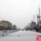 [原创]雪后的建设路