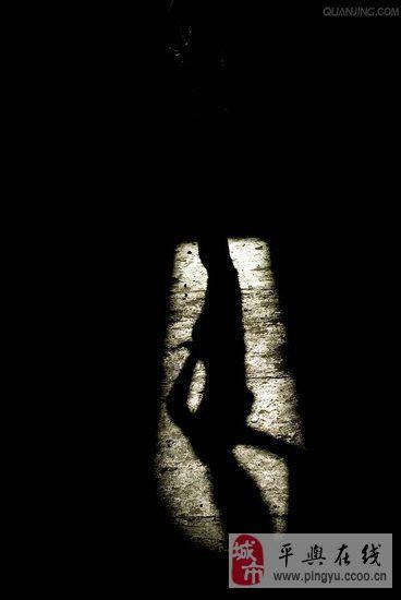 孤独影子图片大全