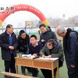 """武功县""""杨老五麻花""""杯乒乓球大赛隆重举行"""