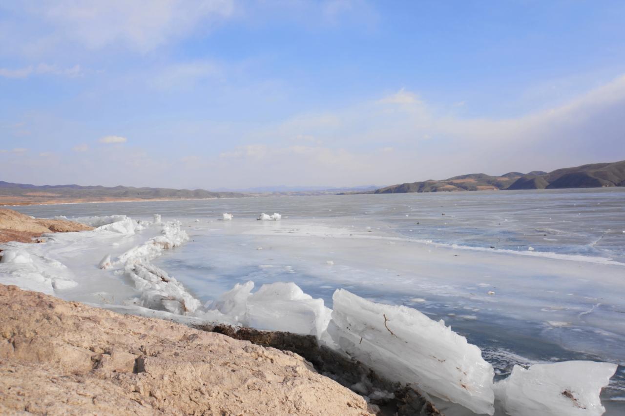 冬季燕湖园