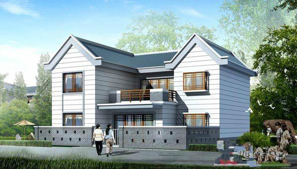 农村住房设计