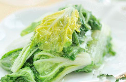 清炒杭白菜
