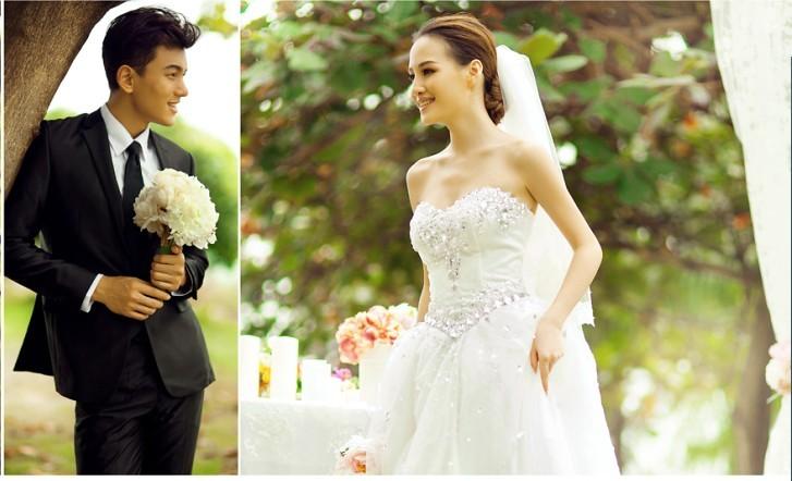 卡尔婚纱教你拍婚纱照时如何选择正确的鞋子和情侣装