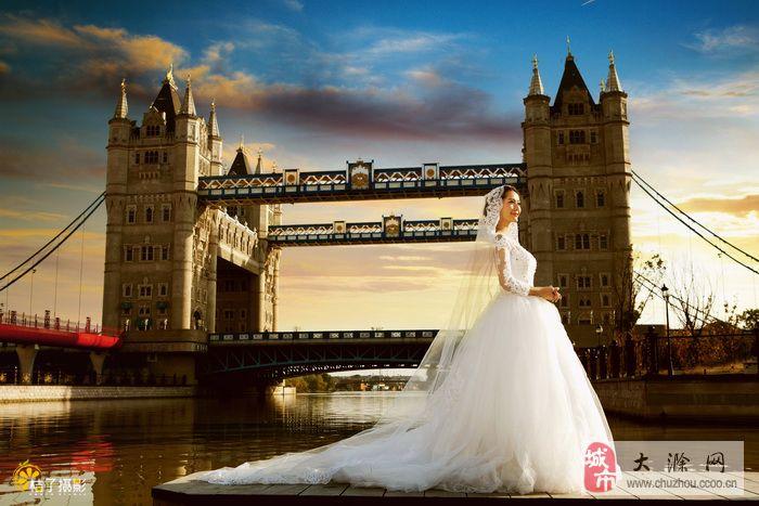 [原创]上海桔子摄影——(伦敦塔桥)
