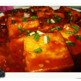 美味素菜——鱼香豆腐